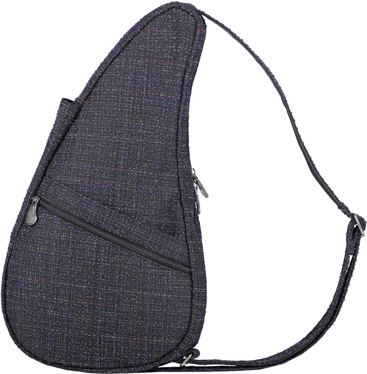 Healthy Back Bag 18233 Techno Tweed Purple S