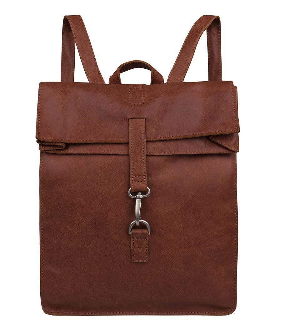 Cowboysbag Backpack Doral 15 inch 2010 Cognac