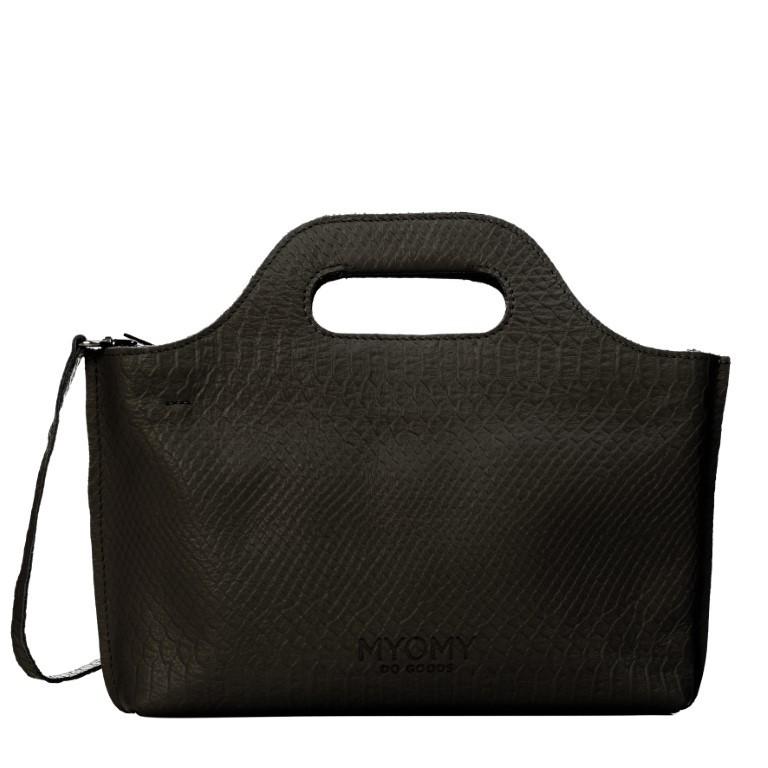 MYOMY MY CARRY BAG Mini - Anaconda Black
