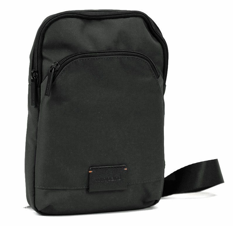 Winpard Crossbody 'Wess' Black