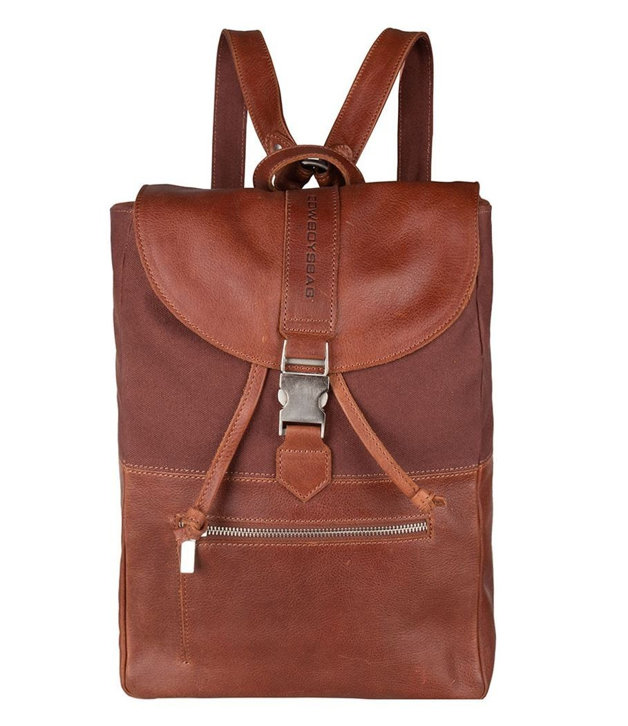 Cowboysbag Backpack Nova 13 inch Cognac