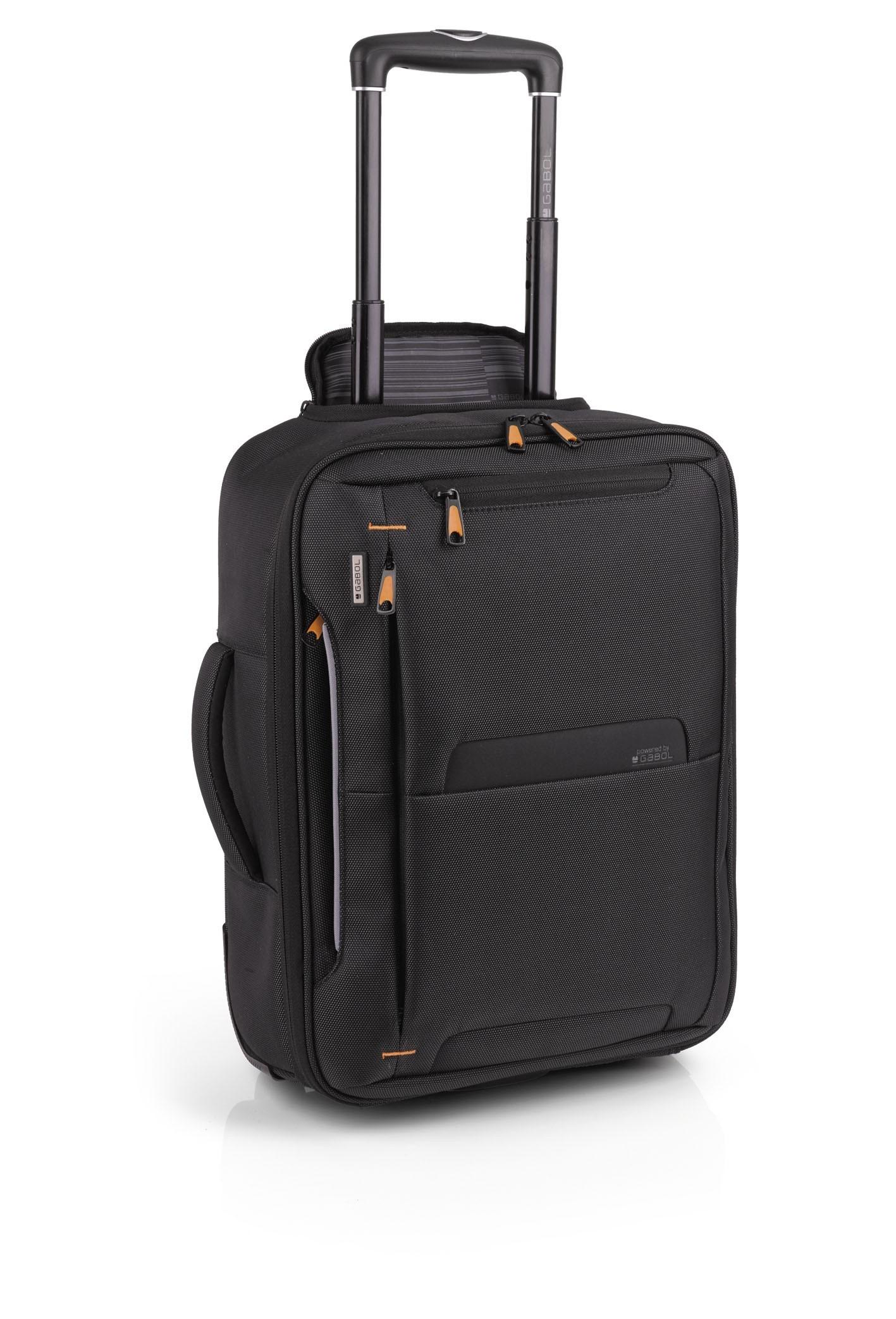 Gabol Pilotos Business Rugtas/Trolley 15.6 inch 404312 Black