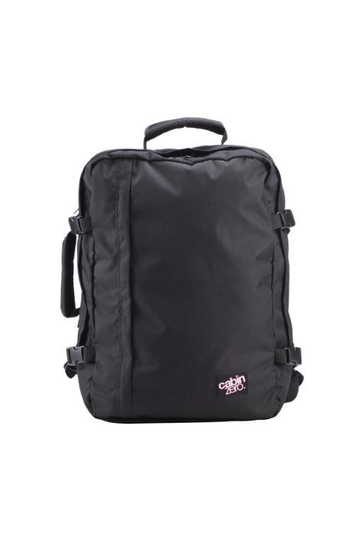 Cabin Zero Classic 44L Cabin Backpack Absolute Black