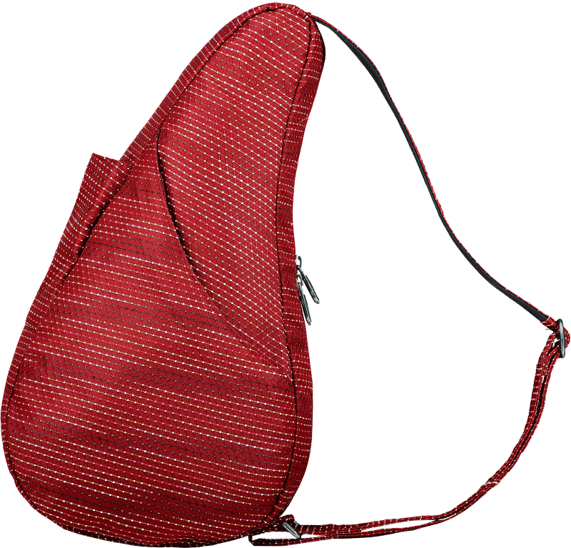 Healthy Back Bag 18213 Microdot Red S