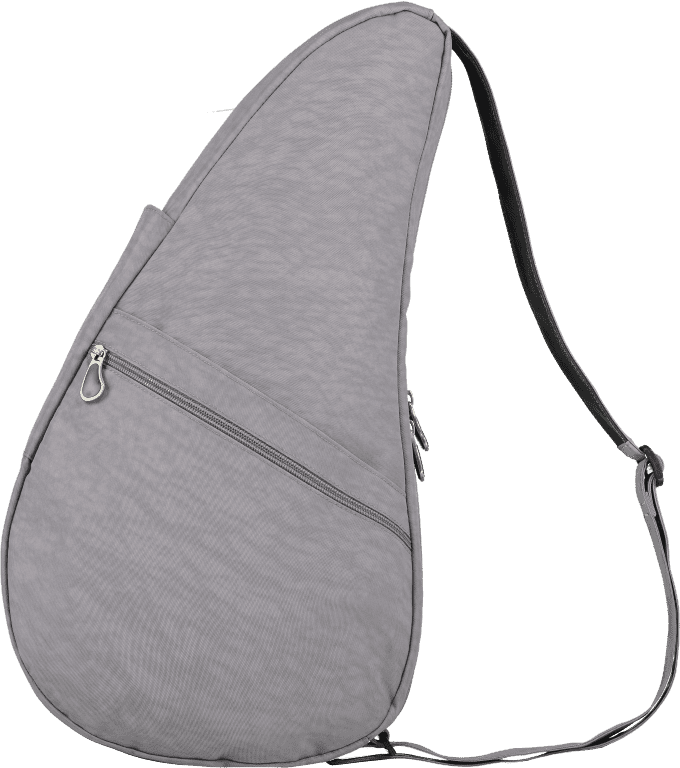 Healthy Back Bag 6304 Textured Nylon Pebble Grey M