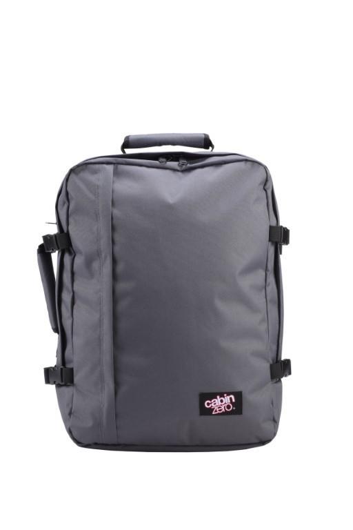 Cabin Zero Classic 44L Cabin Backpack Original Grey