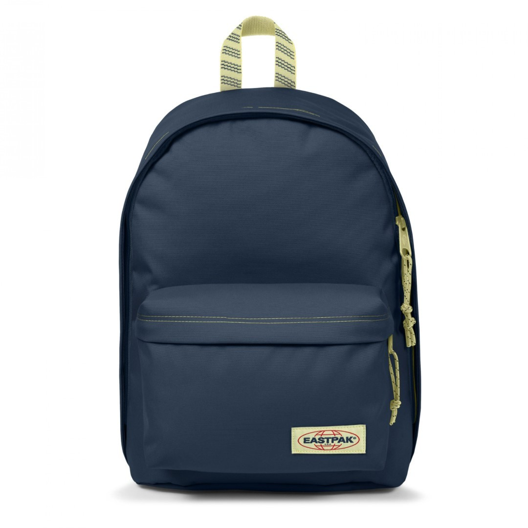 Eastpak OUT OF OFFICE Rugtas Blakout Stripe Icy