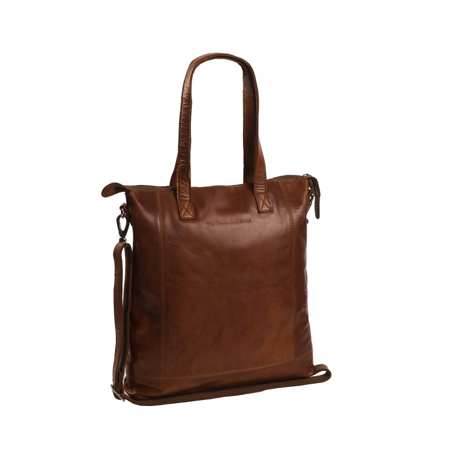 Chesterfield Shopper 'Darwin' C38.0170 Cognac