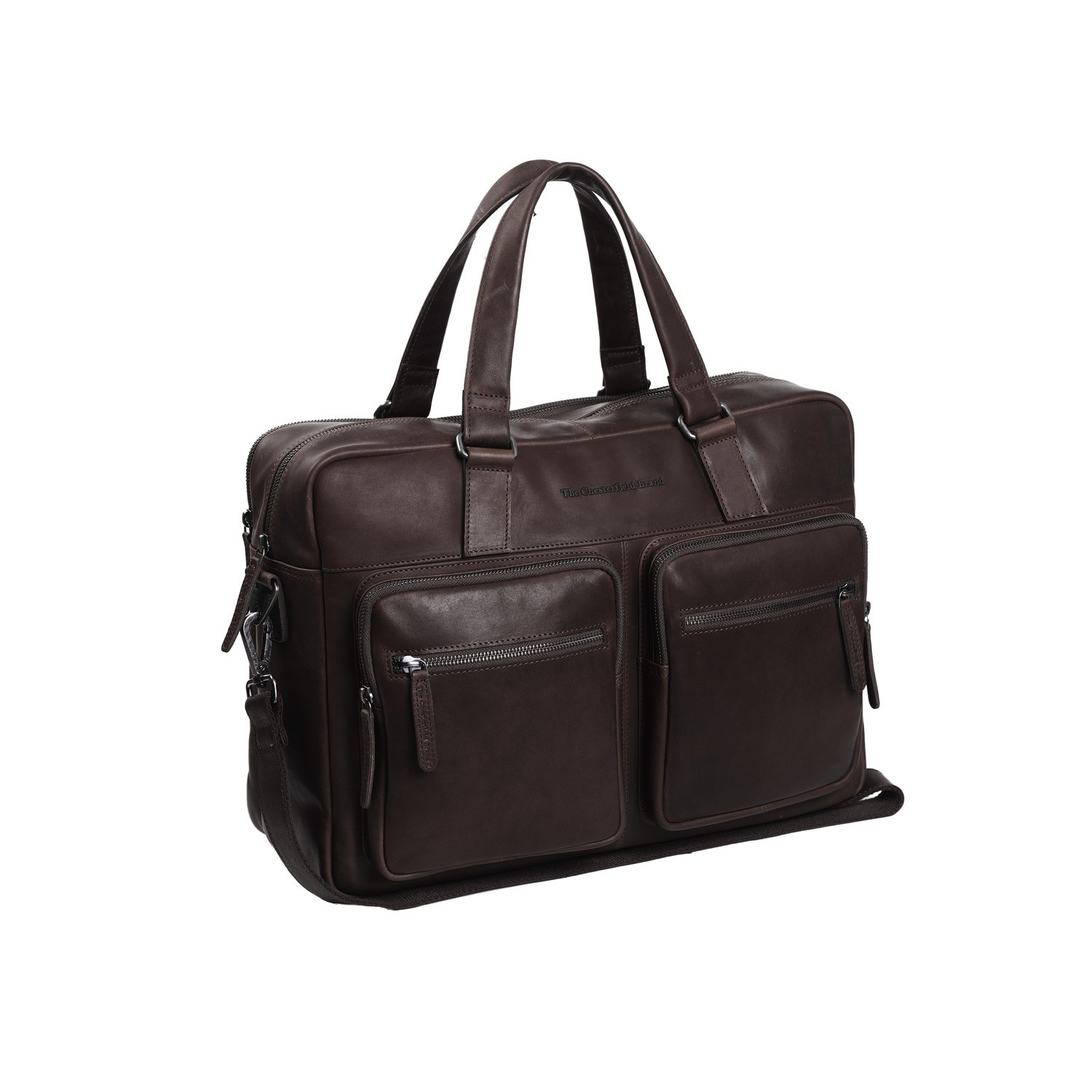 Chesterfield Business tas 'Misha' C40.1034 Brown