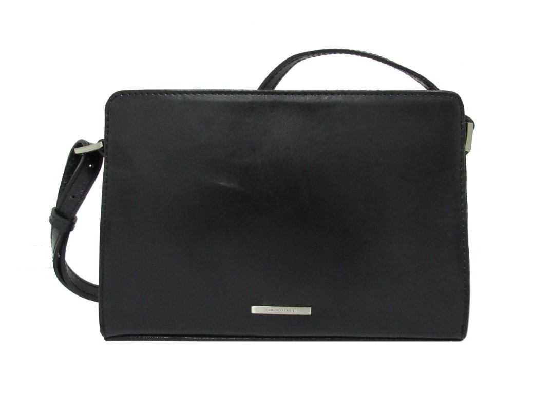 Claudio Ferrici Classico Shoulderbag 18011 Black