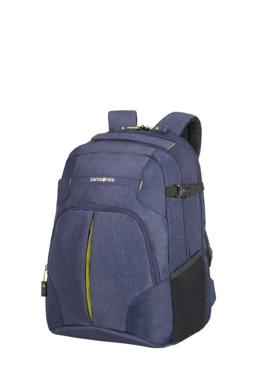 Samsonite Rewind Laptop Backpack L Exp. Dark Blue