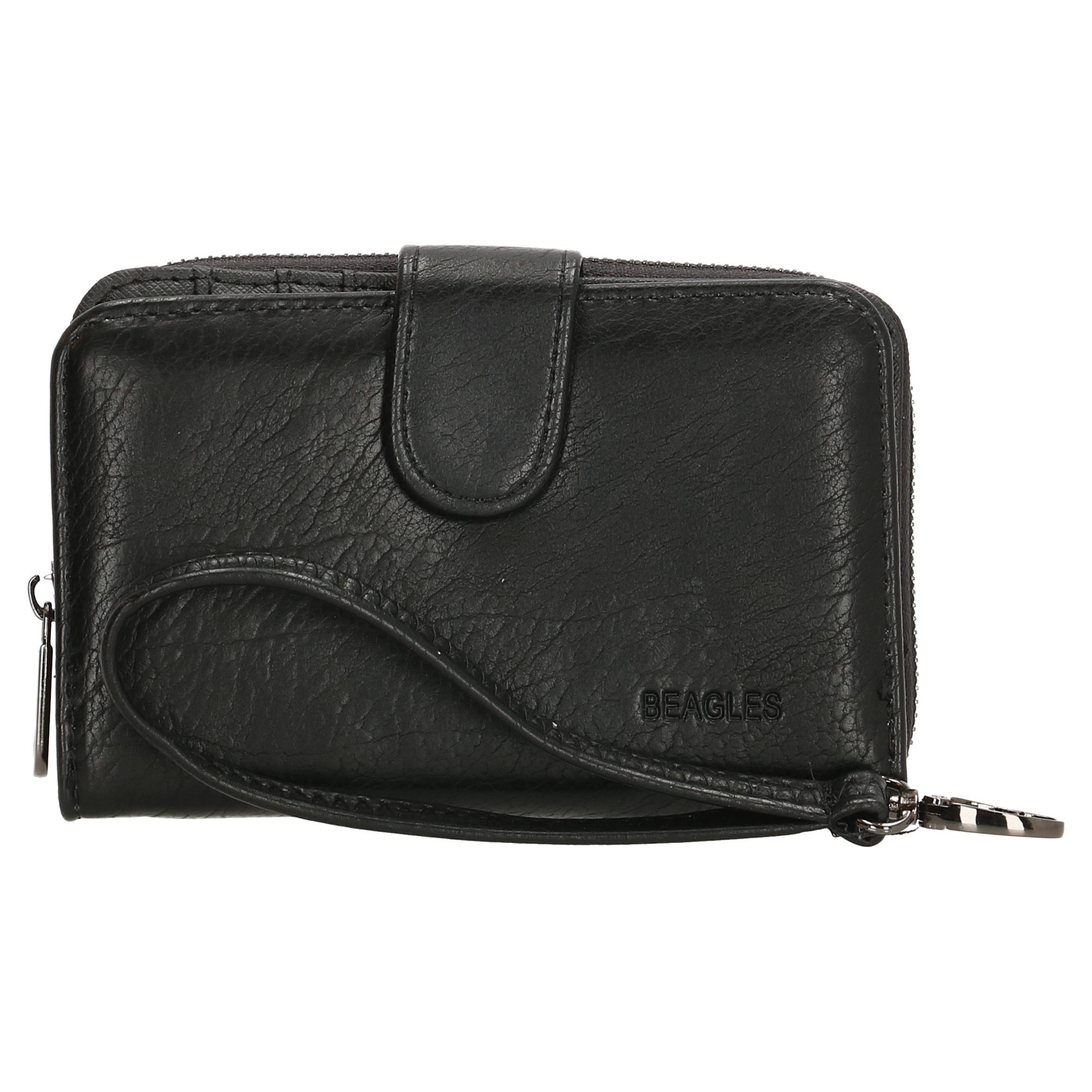 Beagles Lliria Dames Portemonnee 16726 Zwart