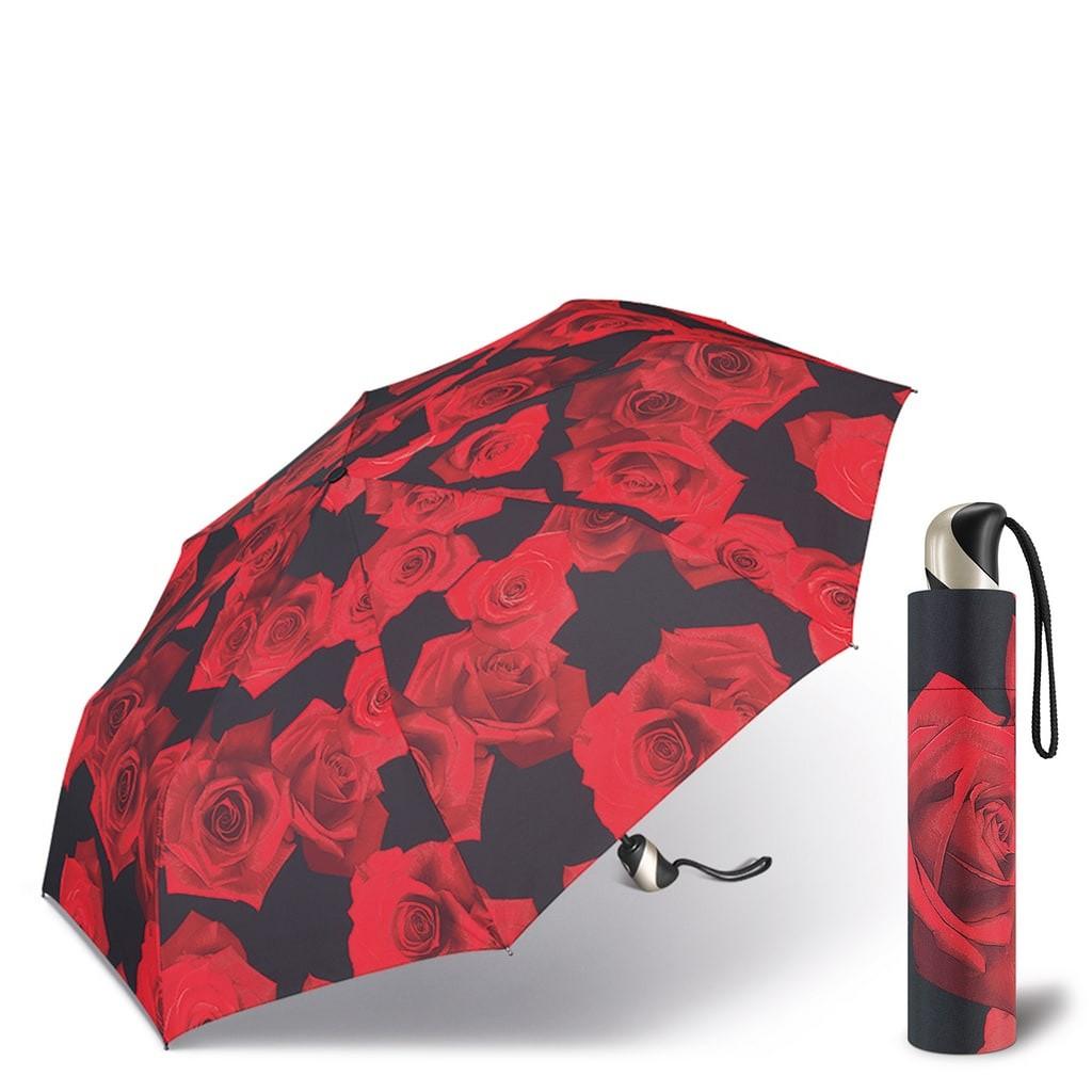 Happy Rain Easymatic Ultra Light Red Rose