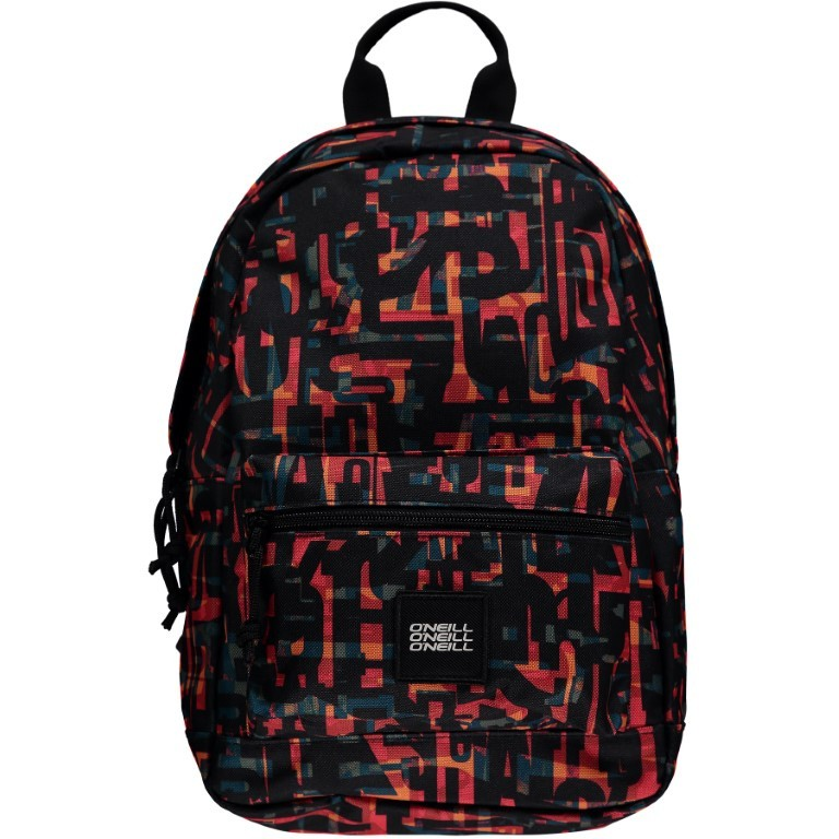 O'Neill Coastline Mini Backpack 9M4030-3990 Red AOP W