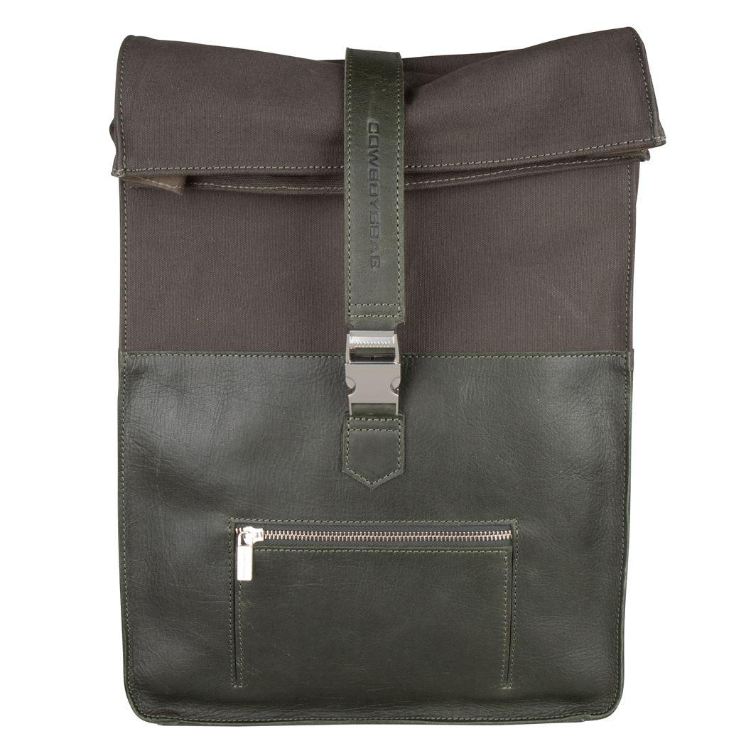Cowboysbag Backpack Hunter 17 inch 3142 Dark Green