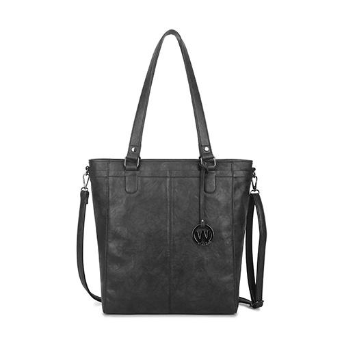 Wimona Bags Fatma Shopper 4090 Zwart