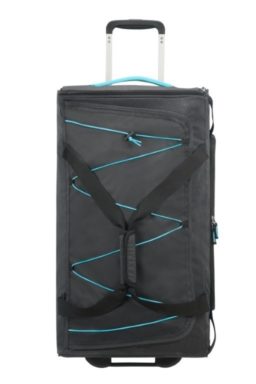 American Tourister ROADQUEST Duffle/WH M Graphite/Turquoise