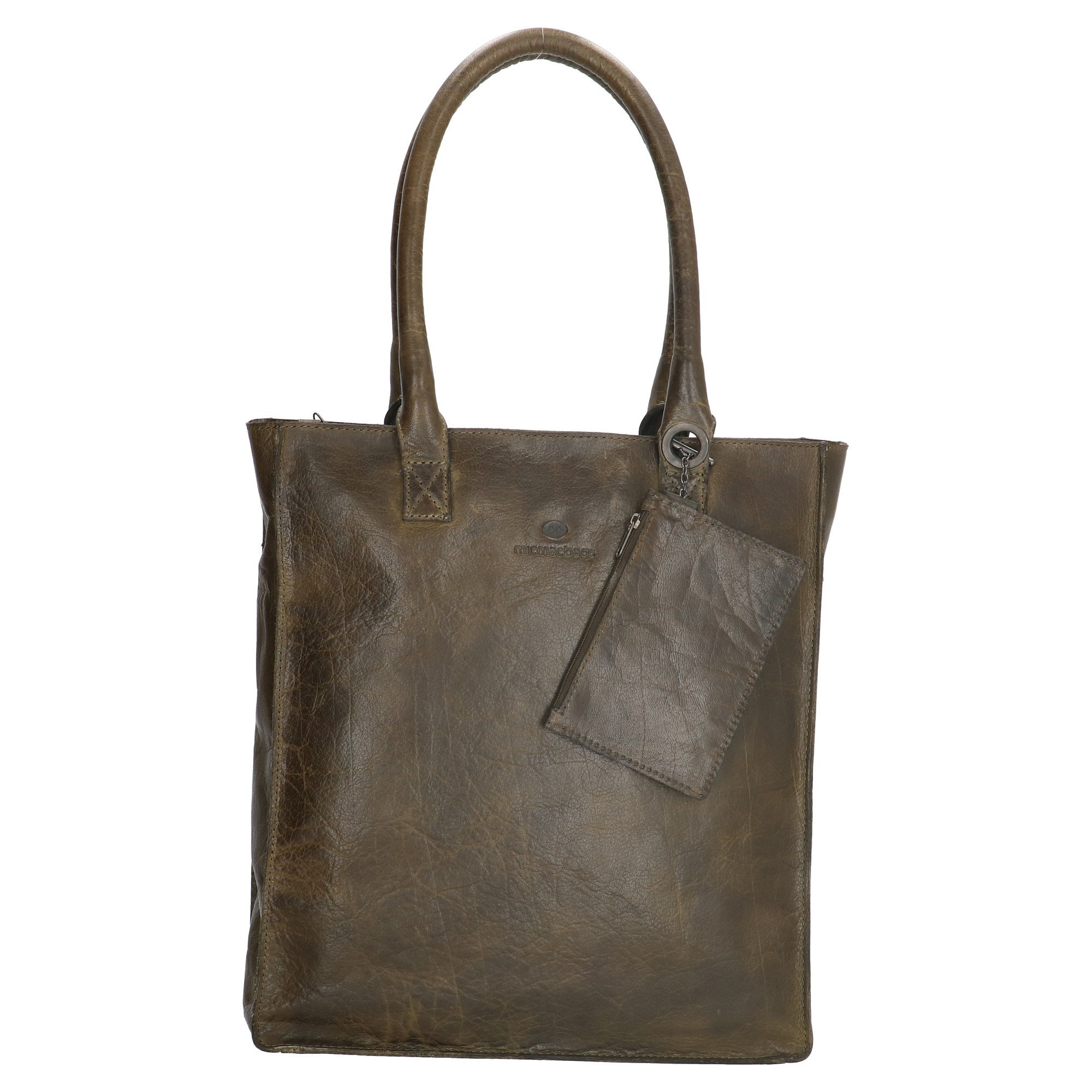MicMacBags Shopper 17352 Olijf