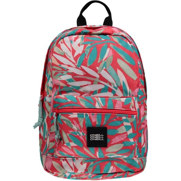 O'Neill Coastline Mini Backpack 9M4030-3950 Red AOP W