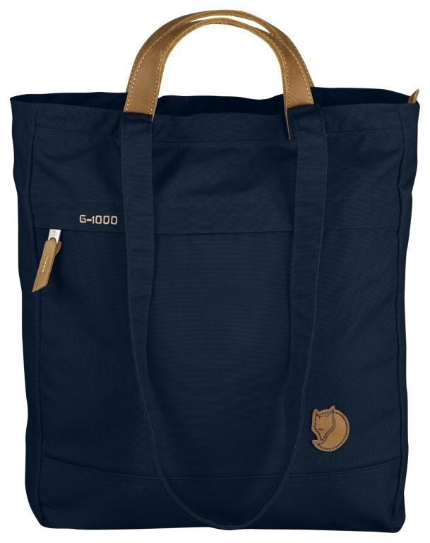 Fjallraven Totepack No.1 Schoulderbag/Backpack F24203 Navy