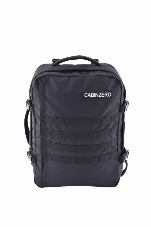 Cabin Zero Military 36L Cabin Backpack Absolute Black