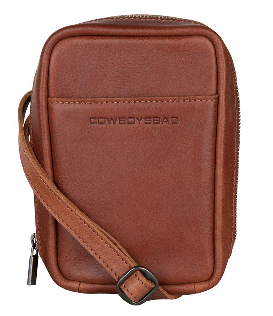 Cowboysbag Raw Bag Pierce 3022 Cognac