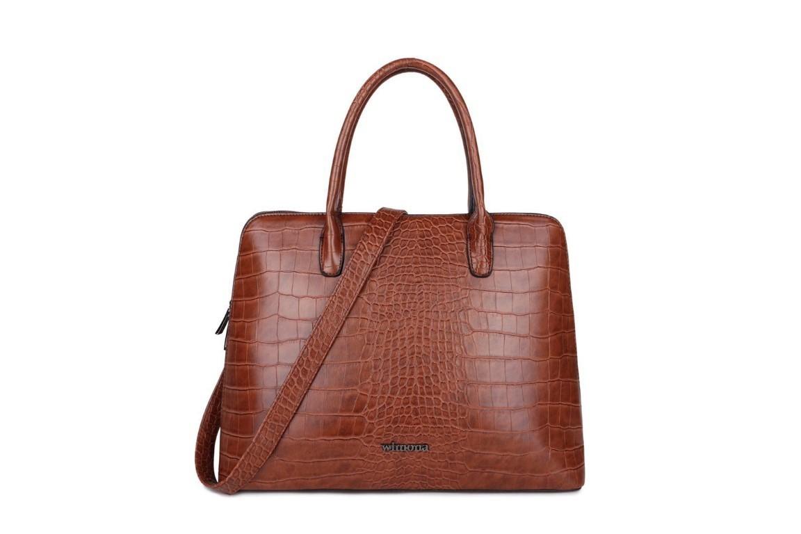 Wimona Bags Luisa Handtas 5004 Cognac