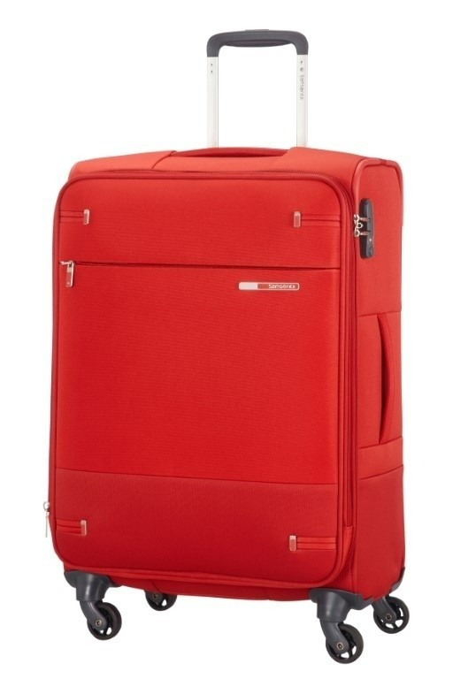 Samsonite Base Boost Spinner 66/24 Exp. Red