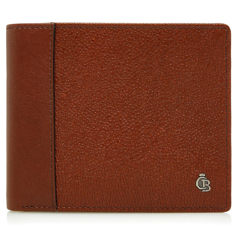 Castelijn & Beerens, 69 4190 RFID Billfold 8 Creditcards Cognac