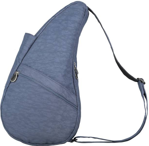 Healthy Back Bag 6303 Textured Nylon Vintage Indigo S