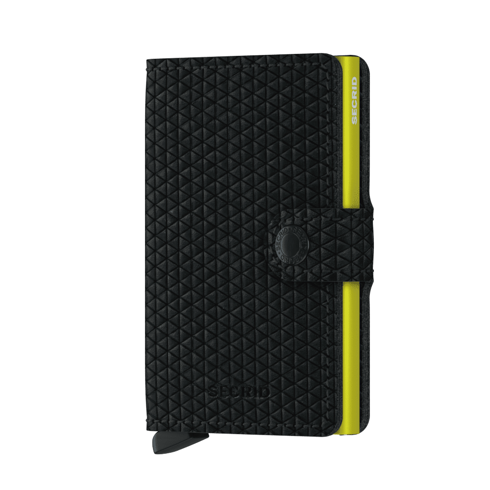 Secrid Miniwallet Diamond Black