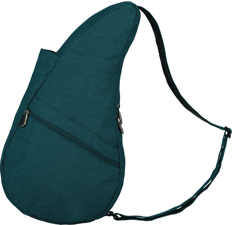 Healthy Back Bag 6304 Textured Nylon Lagoon M