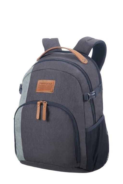 Samsonite Rewind Natural Laptop Backpack M River Blue