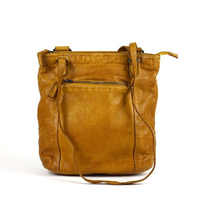 Bear Design Shopper/Rugtas CL40273 Oker Geel