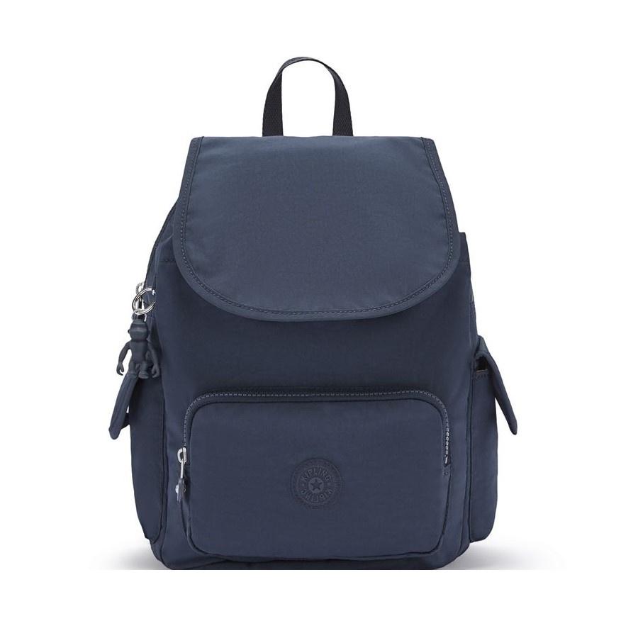 Kipling City Pack S Rugtas Blue Bleu 2