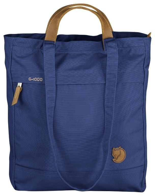 Fjällräven Totepack No.1 Schoulderbag/Backpack F24203 Deep Blue