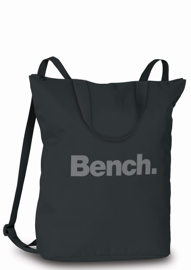 Bench Backpack/Tote Bag 64160 Zwart