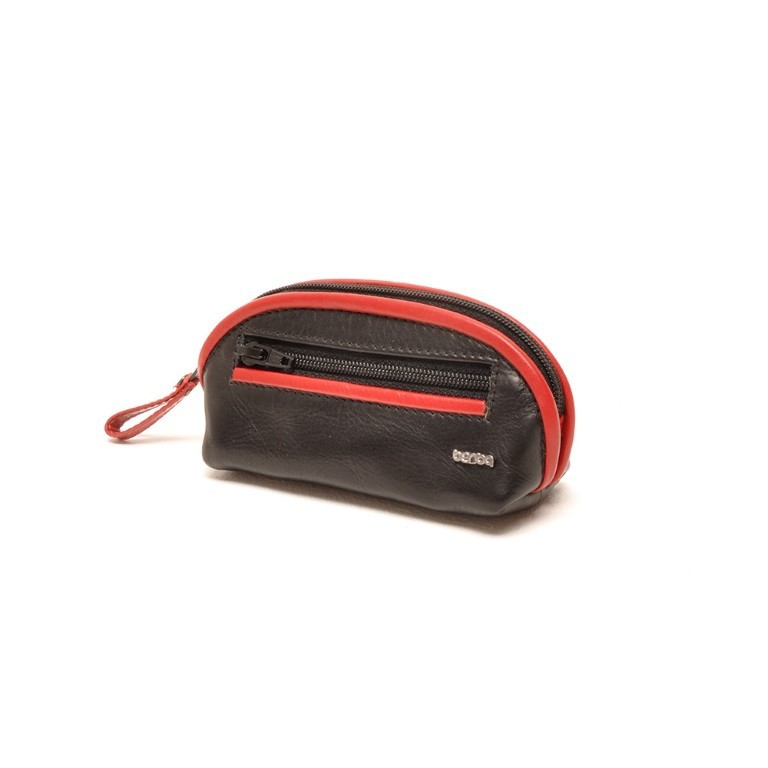 Berba Soft 003-094 Key Pouch Black-Red