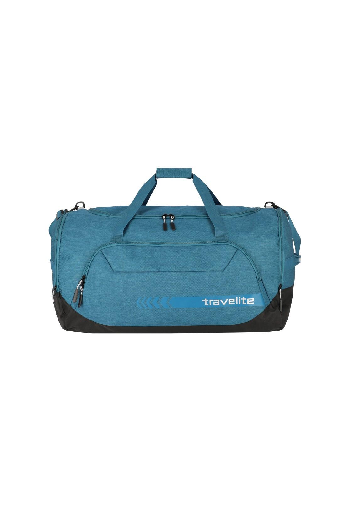 Travelite KICK OFF Duffle XL 006916 Petrol