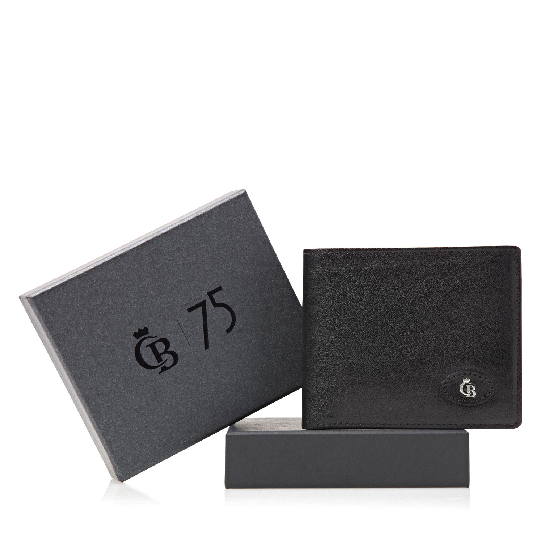 Castelijn & Beerens, Giftbox 80 4197 Billfold Zwart