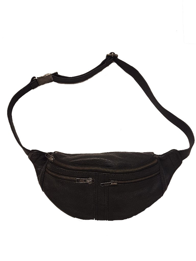 WouWou Belt Bag 80020 Black