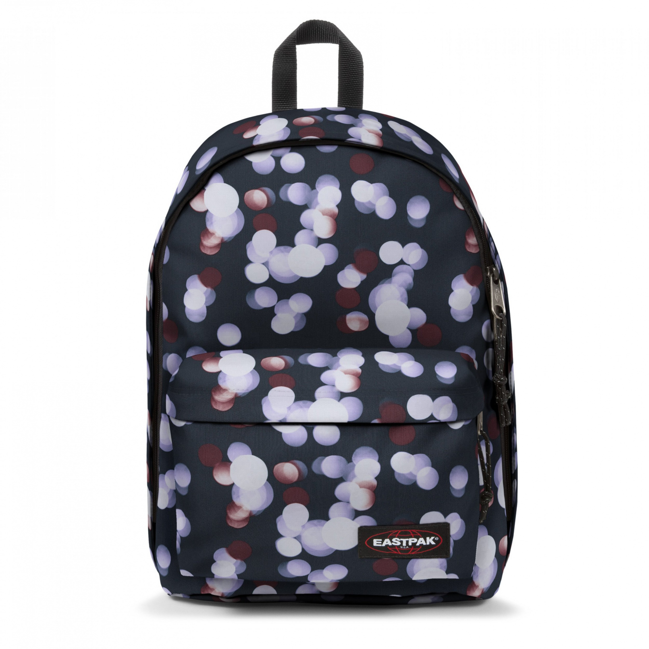 Eastpak OUT OF OFFICE Rugtas Blurred Dots