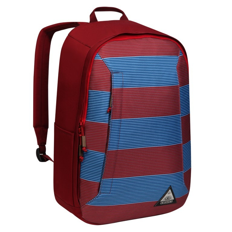Ogio Lewis Laptop Backpack Biggie Stripe