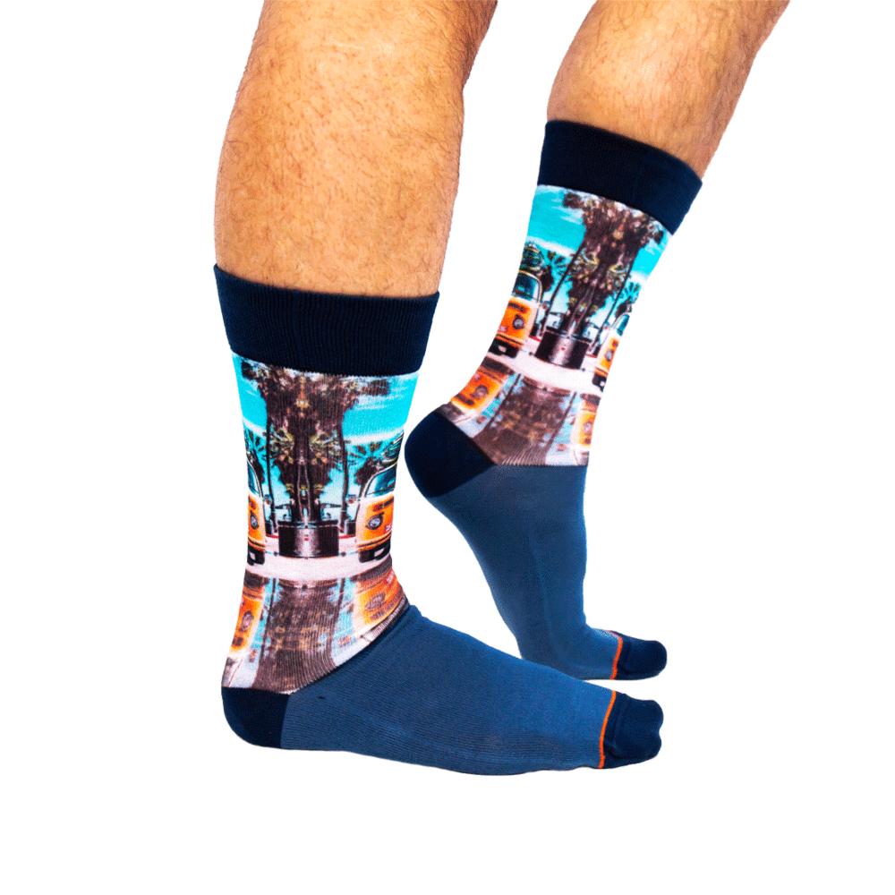 Sock My Feet Surfvan