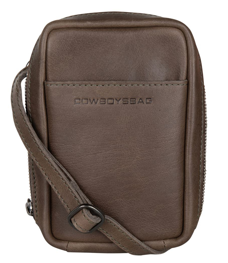 Cowboysbag Raw Bag Pierce 3022 Stortm Grey