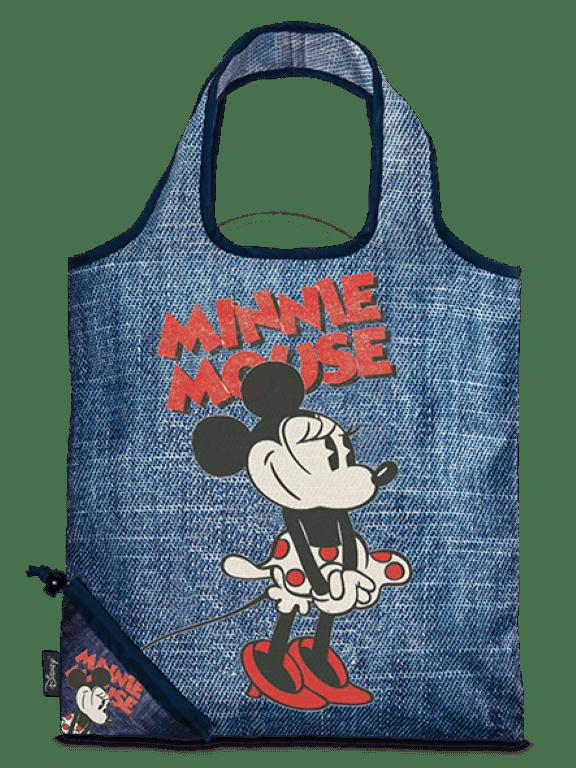 Disney Opvouwbare Boodschappentas 10291 Blauw