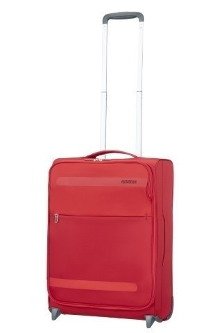 American Tourister Herolite Super Light Upr.55/20 Formula Red