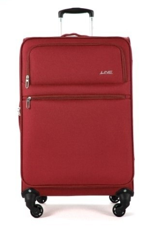 Line Travel Brick 4 WH 67 cm Red