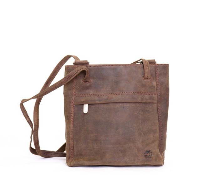Bear Design Shopper/Rugtas 'Sandy' HD6029 Bruin