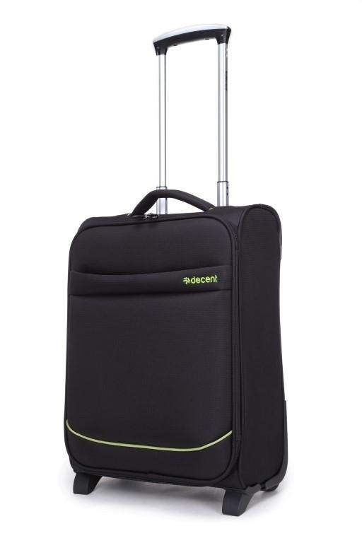 Decent Super-Light RK-8200A Handbagage 50 cm Black